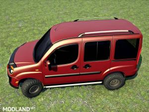 Fiat Doblo OffRoad v 1.0, 2 photo