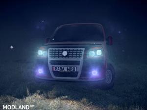 Fiat Doblo OffRoad v 1.0, 5 photo