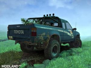 1989 Toyota Hilux 4x4 , 3 photo