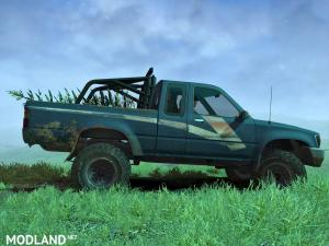 1989 Toyota Hilux 4x4 , 4 photo