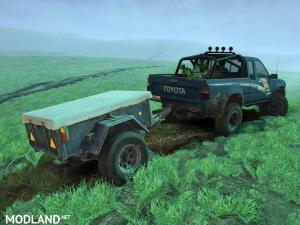 1989 Toyota Hilux 4x4 , 1 photo