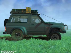 Nissan Patrol v 1.0, 3 photo