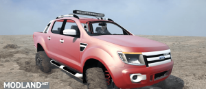 Ford Ranger 2012, 1 photo
