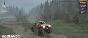 Hilux truggy v 1.0, 1 photo
