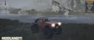 Hilux truggy v 1.0, 3 photo