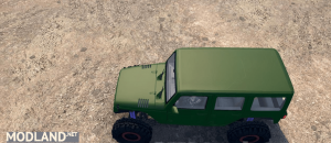 Jeep JKU (Beta) , 4 photo