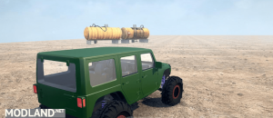 Jeep JKU (Beta) , 2 photo