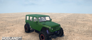Jeep JKU (Beta) , 1 photo