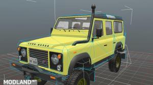 Land Rover Defender v 2.0, 2 photo