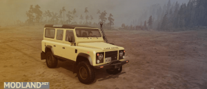 Land Rover Defender v 2.0, 1 photo