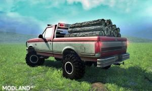 1992 Ford F150 Ol' Red MkII, 2 photo