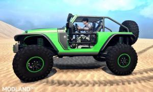 2017 Jeep Trailcat Rebuild, 6 photo