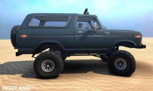 1978 Ford Bronco v 1.0, 2 photo