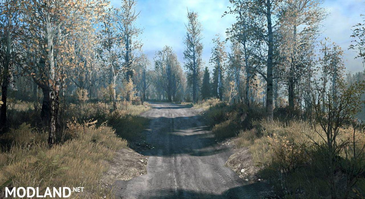 Irkutsk Autumn