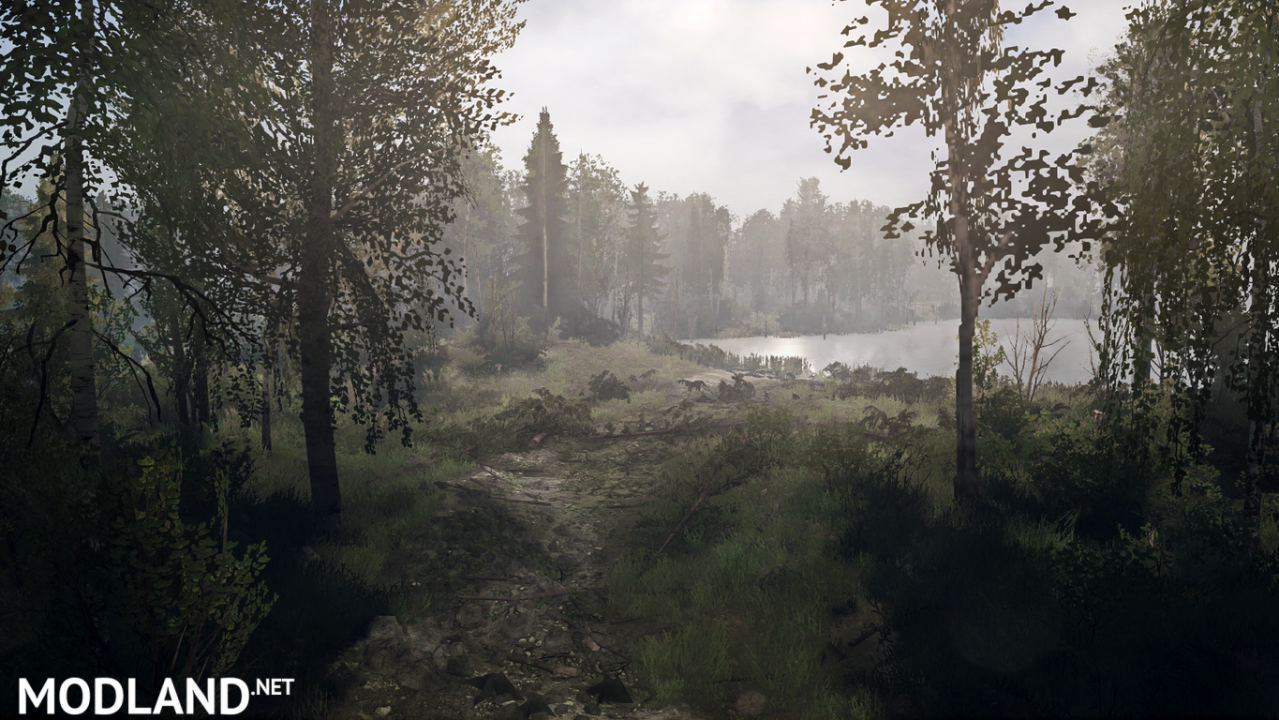 Map of Spintires MudRunner for (v18/05/21)