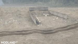 Level Dry Creek for Mudrunner V18.05.21, 4 photo