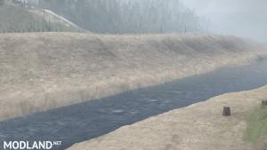 Level Dry Creek for Mudrunner V18.05.21, 3 photo
