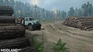 Wild Forest map for (v18/05/21), 3 photo