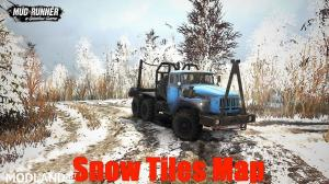 Snow Tiles Map v 1.0 (v29.01.18), 2 photo