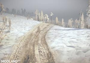 "Map ""Snow Hills"" v 1.0, 3 photo"