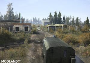 """Map """"Somewhere in Pripyat 2"""", 2 photo"""