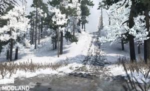 """Map """"Muddy Ice 2"""" v 1.0 , 5 photo"""