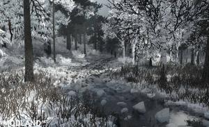 """Map """"Muddy Ice 2"""" v 1.0 , 2 photo"""