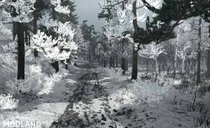 """Map """"Muddy Ice 2"""" v 1.0 , 6 photo"""