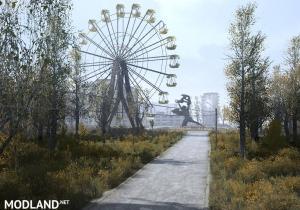 """Map """"Somewhere in Pripyat 2"""", 1 photo"""