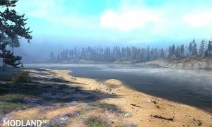 """Map """"Ridge: Autumn"""""""