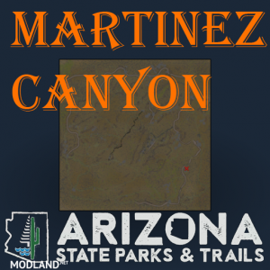 Martinez Canyon (Desert Map), 4 photo
