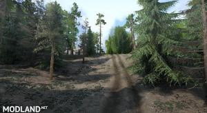 """Map """"Deer run valley"""", 1 photo"""