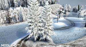 "Map ""Snow Ridge Logging"""