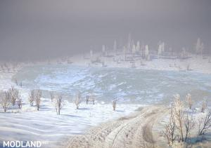 "Map ""Snow Hills"" v 1.0, 1 photo"