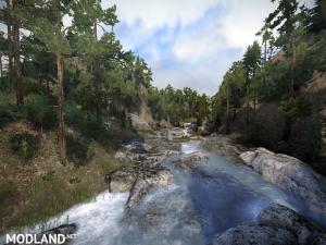 "Map ""Badlands Revisited"", 1 photo"