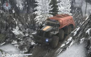 "Map ""Mountain Log Trail"" v 1.0, 3 photo"