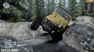 The Oregon Creek