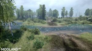 "Map of ""Tes settlement"" v 1.01 for (v29.01.18), 3 photo"