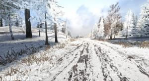 "Map ""Snow Ridge Logging"" , 3 photo"