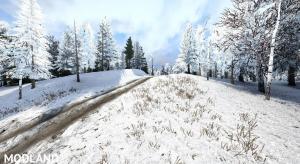 "Map ""Snow Ridge Logging"" , 5 photo"