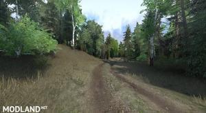 """Map """"Deer run valley"""", 2 photo"""