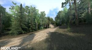 "Map ""The Spintires 1000"" v 1.0, 2 photo"