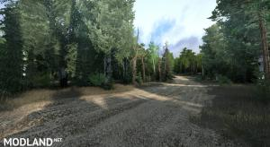 "Map ""The Spintires 1000"" v 1.0, 3 photo"