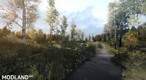 "Map ""Wilderness - 2"" v 2.0, 3 photo"