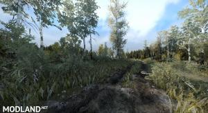 "Map ""Wilderness - 2"" v 2.0, 4 photo"