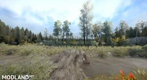 "Map ""Wilderness - 2"" v 2.0, 5 photo"