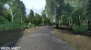 "Map ""Forest"" v 1.0, 4 photo"