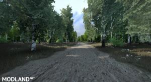 "Map ""Forest"" v 1.0, 5 photo"