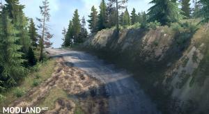 "Map ""Snake Roads 2"", 5 photo"