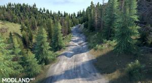 "Map ""Snake Roads 2"", 2 photo"